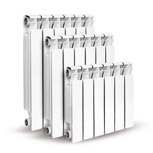 Алюминиевый радиатор в Томске