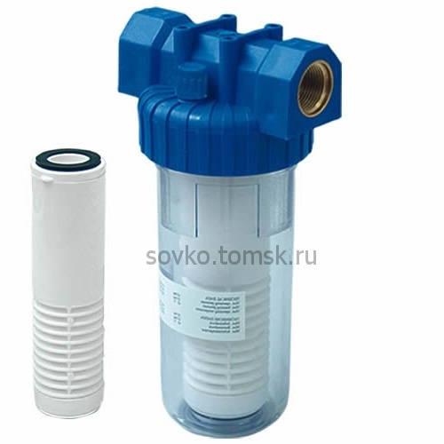 Фильтр очистки воды серии Slim