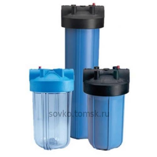 Фильтр очистки воды серии Big Blue